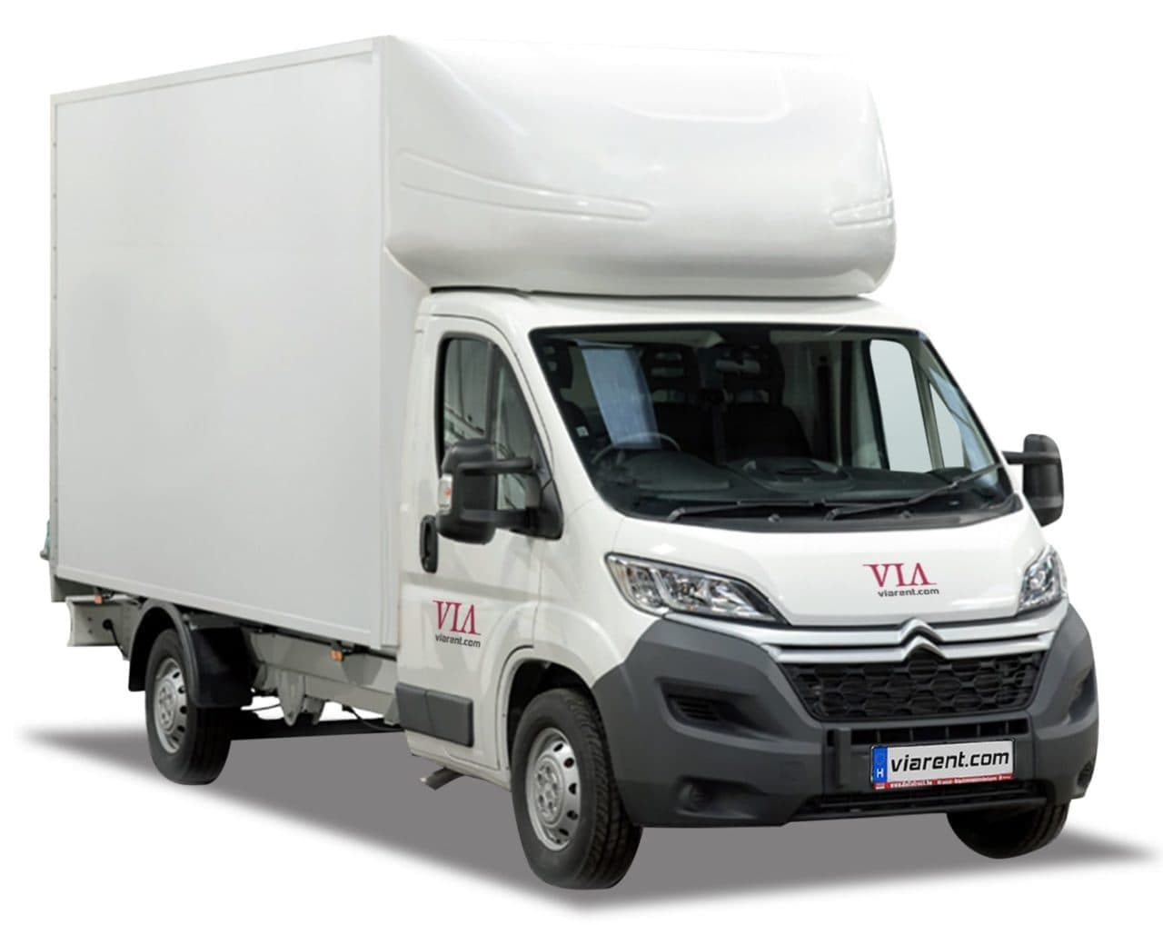 Dodávka Citroën Jumper prenájom