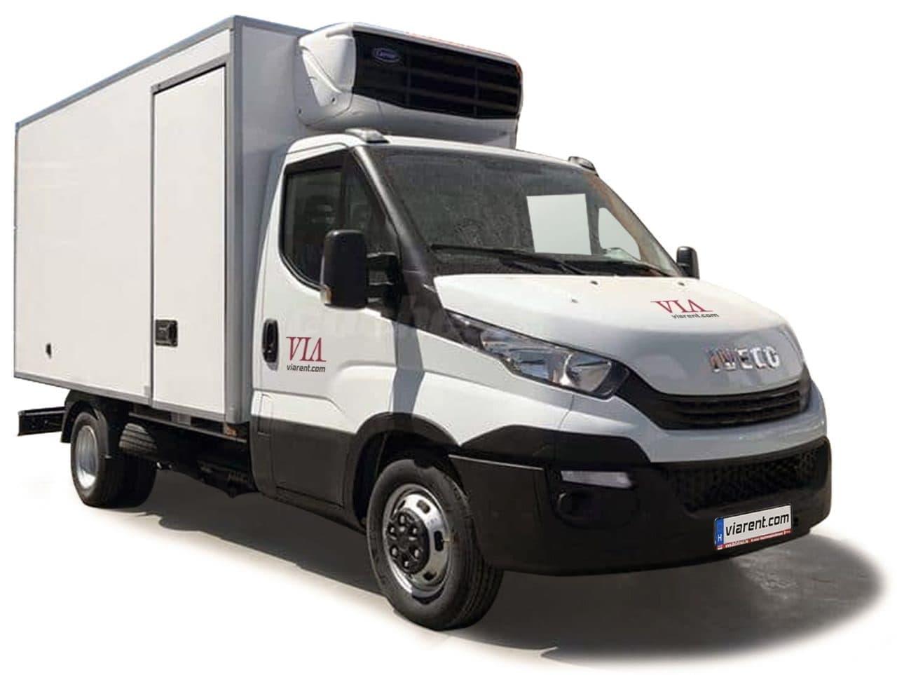 Chladiarenské vozidlo IVECO Daily prenájom