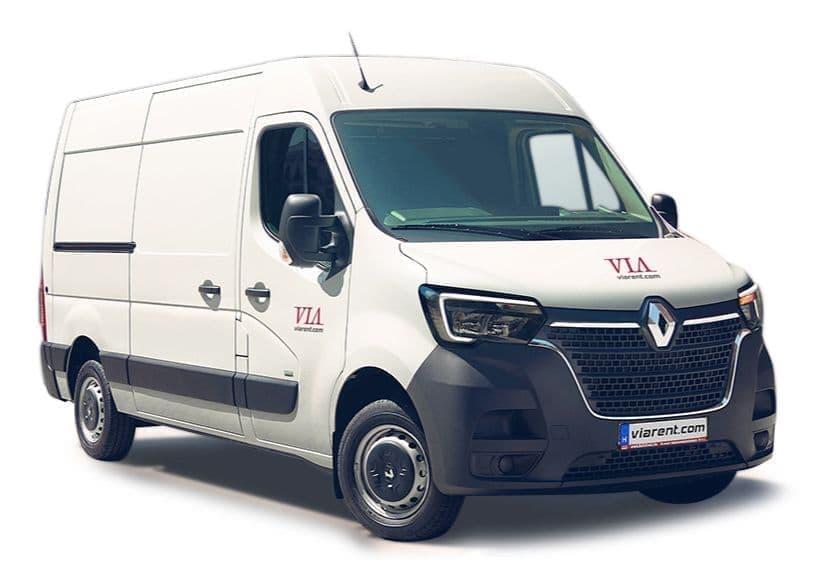 Dodávka Renault Master prenájom