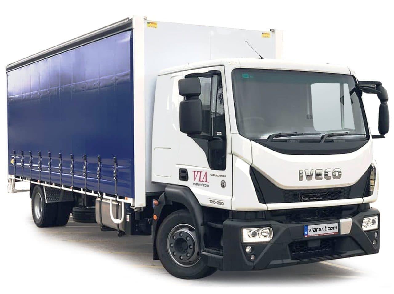 Nákladné auto valník IVECO EuroCargo prenájom