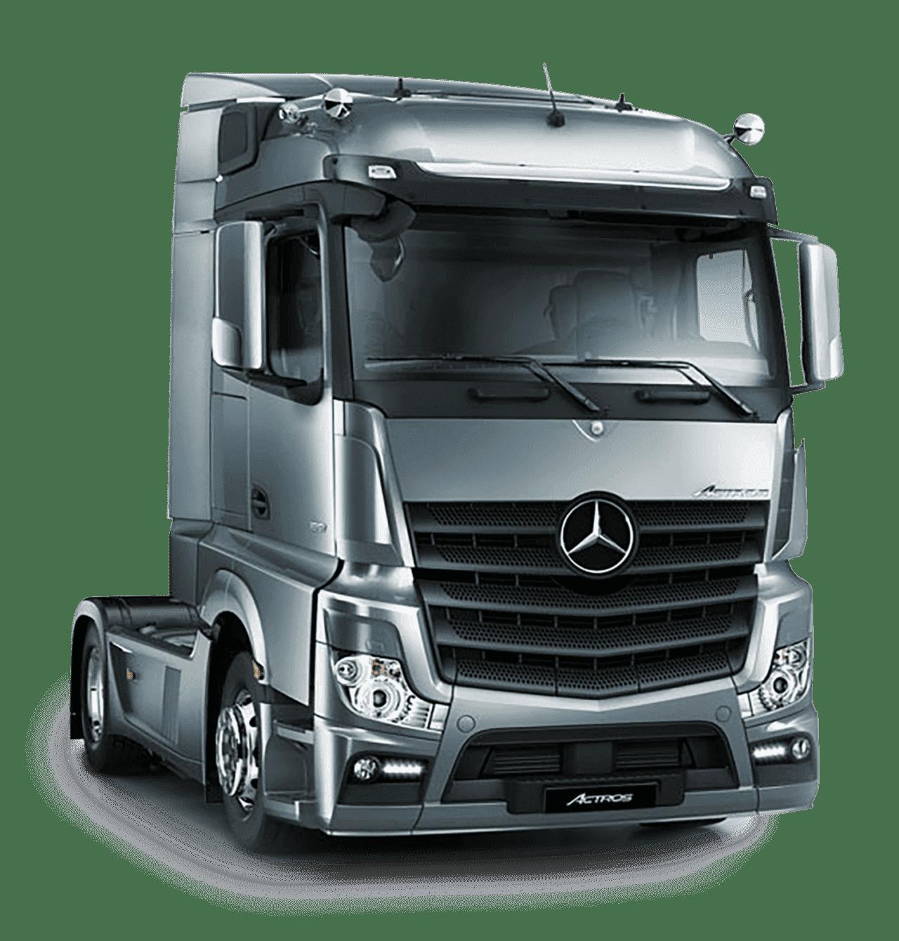 Štandardný ťahač Mercedes-Benz ACTROS 510 prenájom