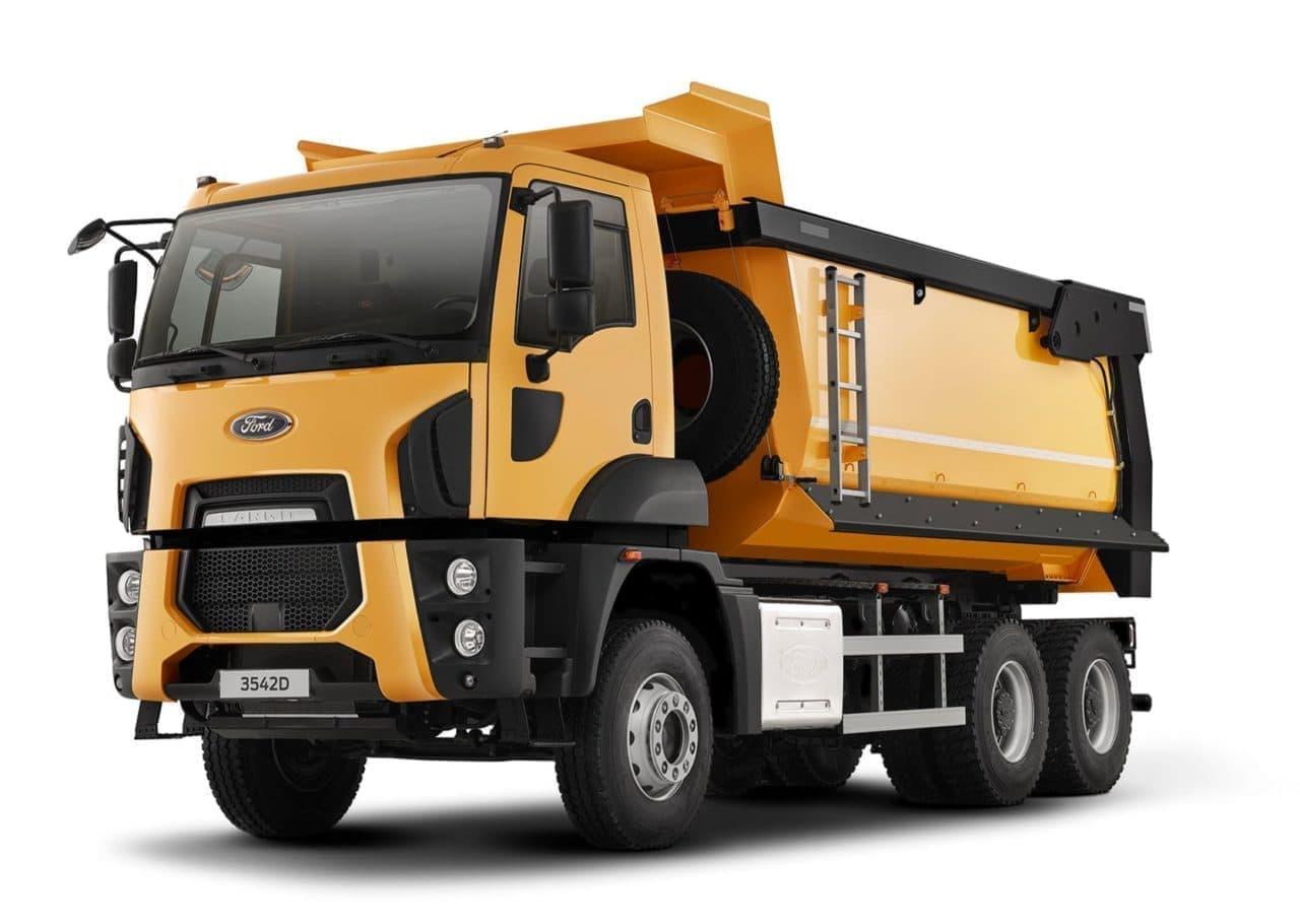 Stavebný sklápač Ford Trucks 3542D prenájom